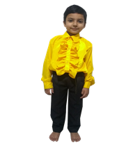 Yellow Dancing Shirt pant
